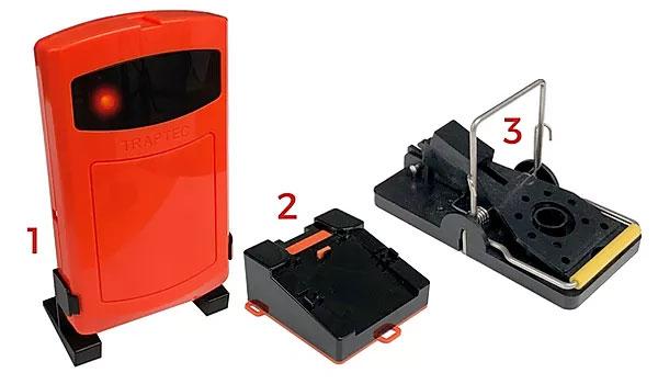 trap technology equipment